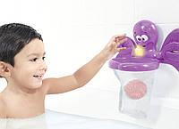 Игровой набор - БАСКЕТБОЛ С ОСЬМИНОГОМ (для игры в ванной)