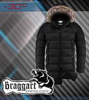 Куртка зимняя с высоким воротником