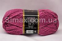 Акриловая пряжа Темно-фиолетовый