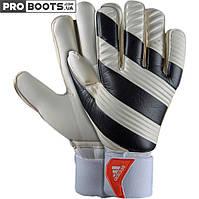 Вратарские перчатки Adidas Classic Pro White