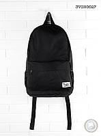 Рюкзак ( наплечник, 23 Л, отделение для ноутбука 17″ ) Staff - Black Art. 4VGH0027 (чёрный)