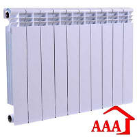 Биметаллические радиаторы ААА80А/500 бимет.