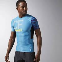 Компрессионная футболка мужская Reebok CrossFit AX8875 - 2016/2