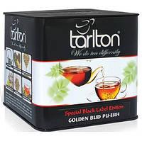 """Черный чай ТМ Тарлтон Пуэр"""" ж/б 200 г"""