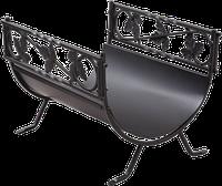 "Корзина для дров ""Krolewski Ogien"" Royal Flame B68040BK Черная"
