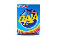 Порошок стиральный Яркие цвета д/ручной стирки Gala 400г