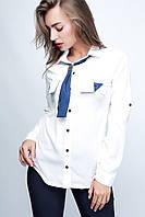 Женская блузка Галстук 1