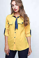 Женская блузка Галстук 2