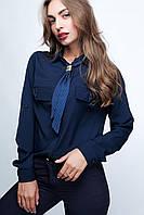 Женская блузка Галстук 4