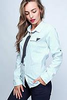 Женская блузка Галстук 7