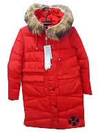 Куртка женская натуральный мех зима, фото 1