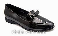 Туфли женские лаковые