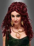 Карнавальный парик для образа медузы