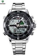 Часы электронные Weide WH 1104 Steel (Качество)
