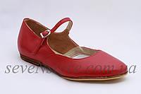 Туфли для народного танца