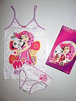 Комплект нижнего белья для девочки Mia and Me 2/3-6/8 лет
