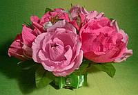 """Композиция букет цветы из конфет """"Розовая мечта"""""""