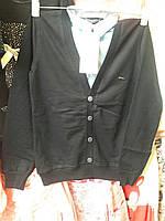 Жилетка с рубашкой обманка для подростка