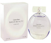 Женская парфюмированная вода Sheer Beauty Essence Calvin Klein AAT