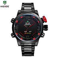 Водонепроницаемые часы Weide WH 2309 Black
