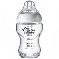 Бутылочка для кормления стеклянная 250 мл Tommee Tippee