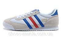 Кроссовки мужские Adidas Originals Dragon Белые
