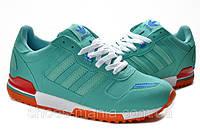 Женские кроссовки Adidas ZX 700 голубые