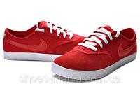 Мужские мокасины Nike Regent Split красные