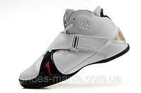 Баскетбольные кроссовки Adidas T-MAC 5 белые