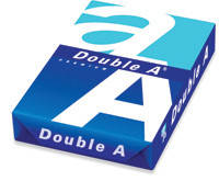 Бумага 80г/м А4 Double A, 500л