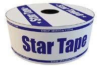 Капельная лента StarTAPE 8mil 10см (бухта500м) Капельный полив полей