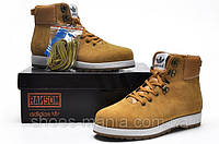 Зимние ботинки Adidas Ransom коричневые