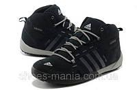 Зимние кроссовки Adidas Daroga темно-серые