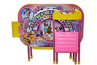 Дэми - Набор трансформируемой мебели №2р Ну, погоди Цвет розовый