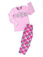Костюм -пижама для дома и сна детский (подростковый).