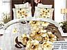 Комплект постельного белья (евро-размер) - № 595