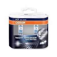 Osram Night Breaker UNLIMITED +110% H7