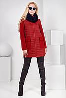 Женское модное пальто Джессика, разные цвета р 42 - 52
