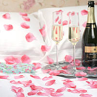 Лепестки роз на свадьбу или вечеринку