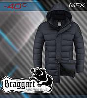 Качественная теплая мужская куртка