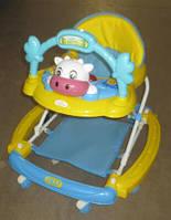 Детские ходунки-качалка TILLY T-432 BLUE
