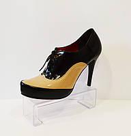 Туфли женские лакированные Kabala