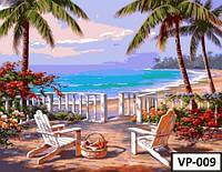 Картина на холсте по номерам VP 009 40x50см