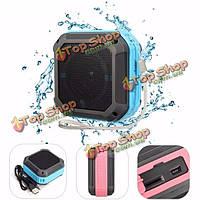 Открытый портативный беспроводной Bluetooth 4.0 ксо акустическая Music мини звукосниматель громкой связи/микрофон/Т.Ф.