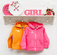 Кофта для девочек ТМ Фламинго, футер (артикул 721-319)