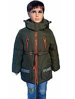 Парка - пальто для мальчиков
