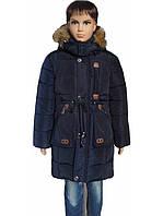 Пальто - парка для мальчиков