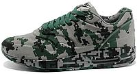 Мужские кроссовки Nike Air Max 87 VT Сamouflage (найк аир макс 87) камуфляжные