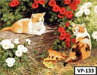 Картина на холсте по номерам VP 133 40x50см