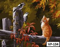Картина на холсте по номерам VP 134 40x50см